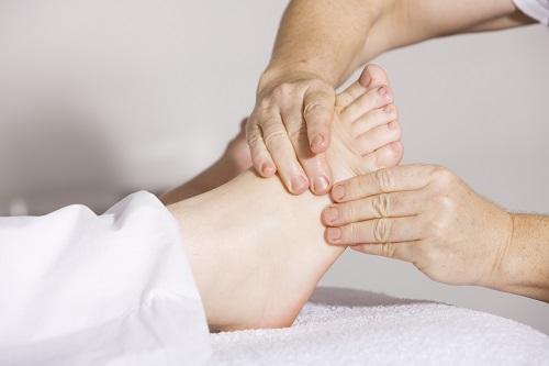 legs and feet massage edinburgh